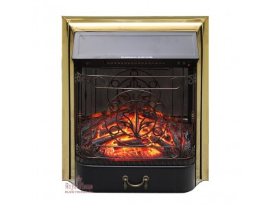 Majestic FX Brass Royal Flame